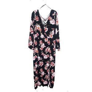 Forever 21 | Floral Maxi Dress